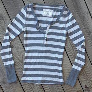 Aēropostale Long Sleeve Shirt